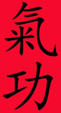 Qi_Gongi_chinese_characters